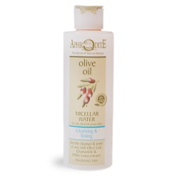 Мицелярная вода Афродита ТМ оливковая