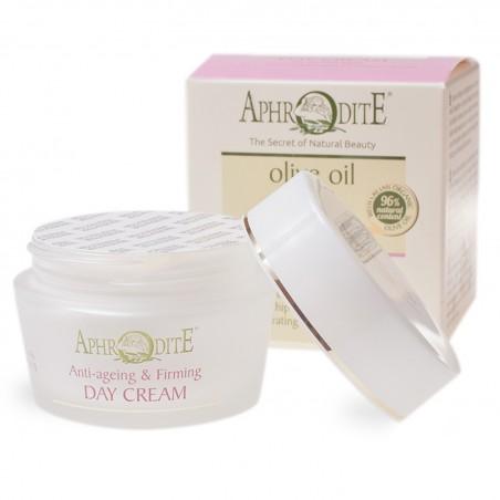 Антивозрастной дневной крем Aphrodite®, натуральный 50мл