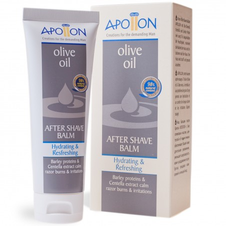 Лосьон после бритья Apollon от  Aphrodite®, натуральный, 75 мл