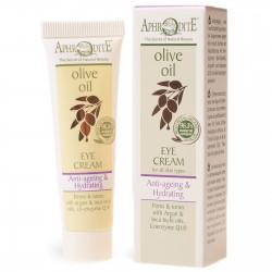 Антивозрастной и увлажняющий крем для кожи под глазами AphrOditE®, 10 мл