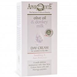 Успокаивающий защитный дневной крем Aphrodite®, натуральный, 50 мл