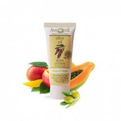 Лосьон для тіла з екстрактами манго та папайї Aphrodite®, натуральний, 30 мл - Фото№ 8