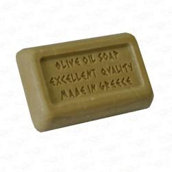 Оливкове мило з оливковими листям AphrOditE®, натуральне, 100 г - Фото№ 4