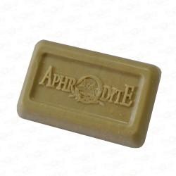 Оливкове мило з маслом Ши і вівсянкою AphrOditE® , натуральне 100 г - Фото№ 4