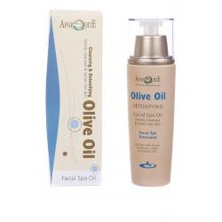 Оливковое масло - Детокс очищение для лица Aphrodite®, натуральное, 100 мл - Фото№ 4