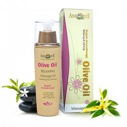 Увлажняющее оливковое масло Релакс Aphrodite®, натуральное, 100 мл - Фото№ 4
