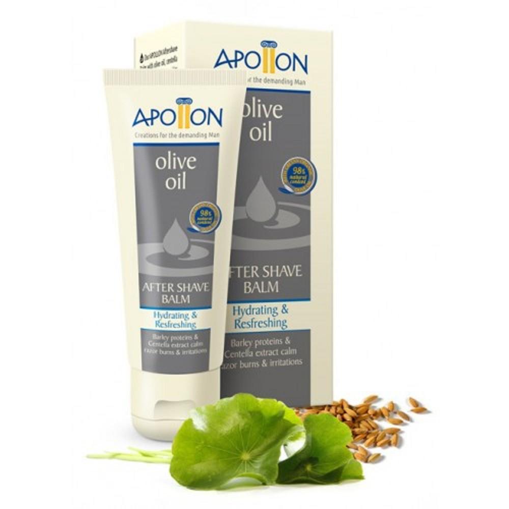 Лосьйон після гоління Apollon від Aphrodite®, натуральний, 75мл - Фото№ 1