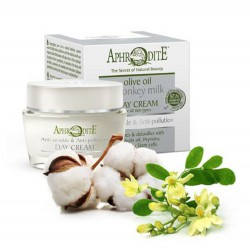 Антивозрастной и защитный дневной крем Aphrodite®, натуральный, 50 мл - Фото№ 2