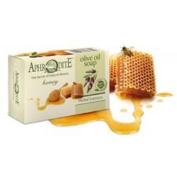 Оливкове мило з медом Aphrodite®, натуральне, 100 г - Фото№ 2