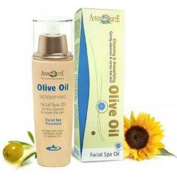 Оливковое масло - Детокс очищение для лица Aphrodite®, натуральное, 100 мл - Фото№ 2