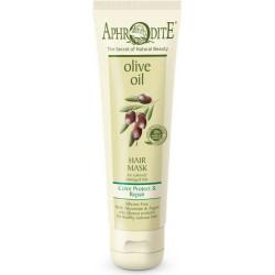 Маска для волосся «Захист кольору і відновлення» Aphrodite®, натуральна, 150мл - Фото№ 4