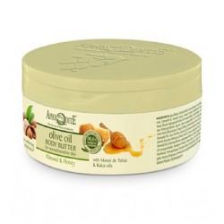 Крем-масло для тела с миндалем и медом Aphrodite®, натуральное, 200 мл - Фото№ 4