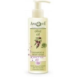 Дитячий шампунь / гель для тіла Aphrodite®, натуральний,  200 мл - Фото№ 4