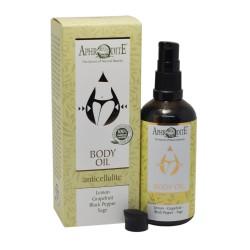 Антицелюлітна та вiдновлююча оливкова олія Aphrodite®, натуральна, 100 мл - Фото№ 8