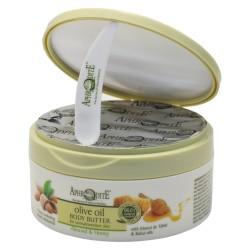 Крем-масло для тела с миндалем и медом Aphrodite®, натуральное, 200 мл - Фото№ 6