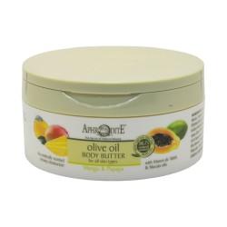 Крем-масло для тела с экстрактами манго и папайей Aphrodite®, натуральное, 200 мл - Фото№ 12