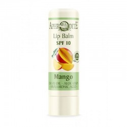 Оливковий бальзам для губ зі смаком манго Aphrodite®, натуральний, 4 г - Фото№ 6