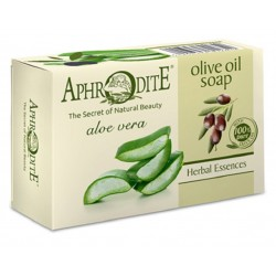Оливкове мило  з алое вера Aphrodite®, натуральне, 100 г - Фото№ 6