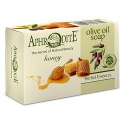 Оливкове мило з медом Aphrodite®, натуральне, 100 г - Фото№ 6