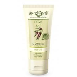 Делікатний шампунь для щоденного використання Aphrodite®, натуральний, 35 мл - Фото№ 2