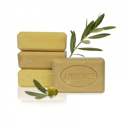 Господарське оливкове мило Aphrodite®, натуральне, 125 г - Фото№ 4
