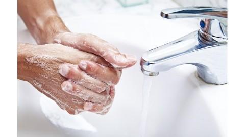 Использование оливкового мыла Афродита для обработки рук