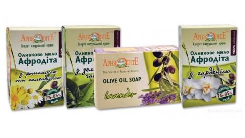 10 причин полюбить натуральное оливковое мыло AphrOditE®